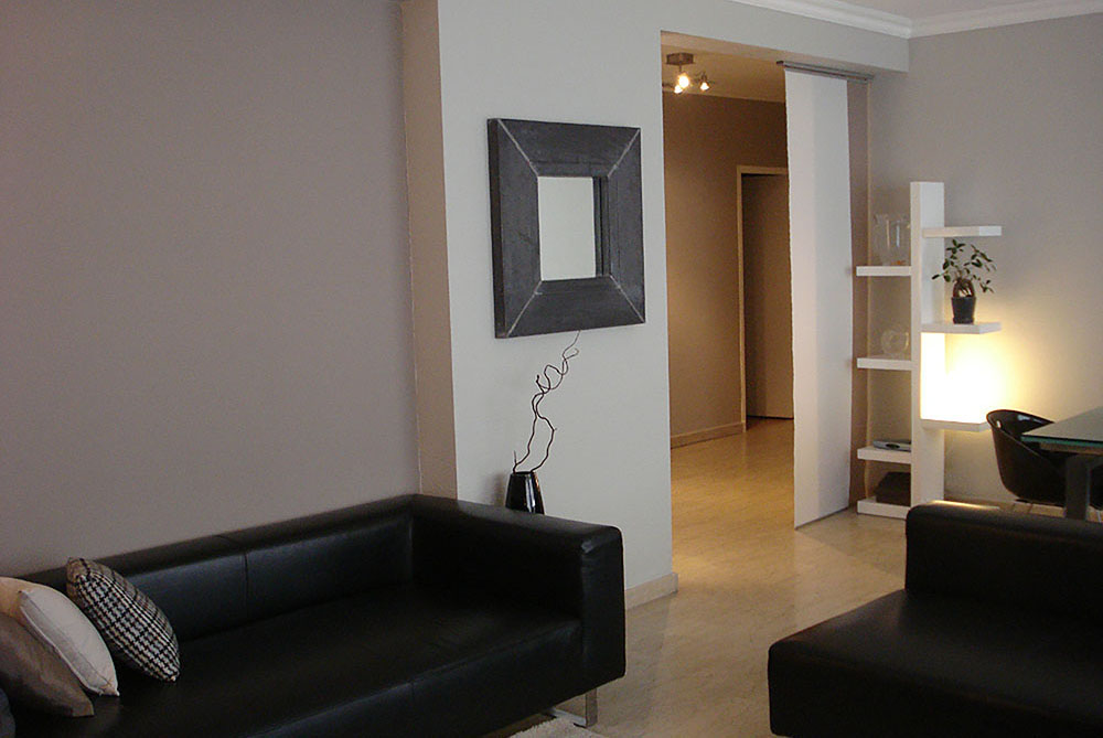 Appartement perrier int rieur en sc ne for Conception 3d appartement